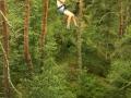 De la voltige en forêt - Lozère Évasion