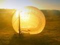 Une boule de lumière - Lozère Évasion