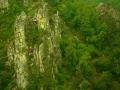 Une tyrolienne géante - Lozère Évasion